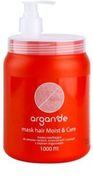 Stapiz Argan'de Moist&Care máscara para cabelo seco a danificado