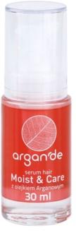 Stapiz Argan'de Moist&Care sérum nutritivo  para todos os tipos de cabelos
