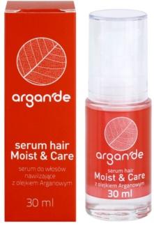 Stapiz Argan'de Moist&Care hranljivi serum za vse tipe las