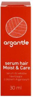 Stapiz Argan'de Moist&Care vyživujúce sérum pre všetky typy vlasov