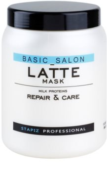 Stapiz Basic Salon Latte Mask With Milk Protein