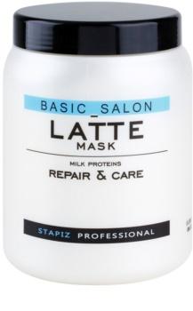 Stapiz Basic Salon Latte maska z mlečnimi beljakovinami