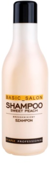 Stapiz Basic Salon Sweet Peach sampon pentru par normal