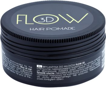 Stapiz Flow 3D Pomade for Definition and Shape