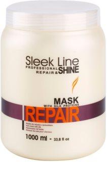 Stapiz Sleek Line Repair obnovitvena maska za poškodovane in kemično obdelane lase