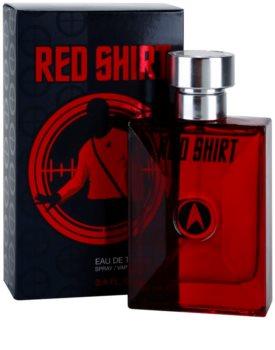 Star Trek Red Shirt Eau de Toilette for Men 100 ml