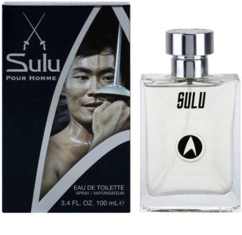 Star Trek Sulu eau de toilette para hombre 100 ml