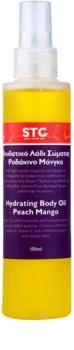 STC Body hidratáló testápoló olaj spray -ben
