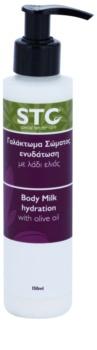 STC Body hydratisierende Körpermilch mit  Olivenöl