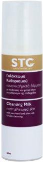STC Face lapte pentru curatare pentru piele normala si mixta