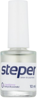 Steper Feet Nail Polish To Treat Ifungal