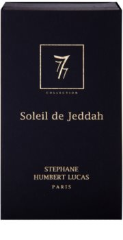 Stéphane Humbert Lucas 777 777 Soleil de Jeddah Eau de Parfum unisex 50 ml