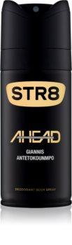 STR8 Ahead deospray pre mužov