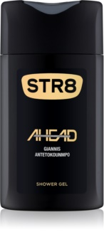 STR8 Ahead Douchegel voor Mannen 250 ml