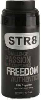 STR8 Freedom deodorant Spray para homens 150 ml