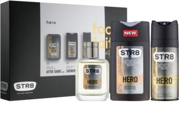 STR8 Hero darčeková sada I.