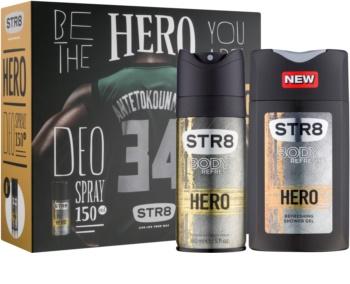 STR8 Hero darčeková sada II.