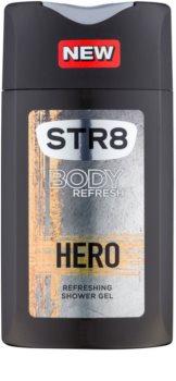 STR8 Hero gel de ducha para hombre 250 ml