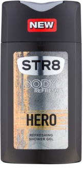 STR8 Hero gel de dus pentru barbati 250 ml