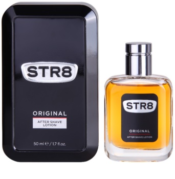 STR8 Original Aftershave lotion  voor Mannen 50 ml