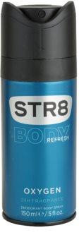 STR8 Oxygene Deo-Spray für Herren 150 ml
