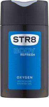 STR8 Oxygene Douchegel voor Mannen 250 ml