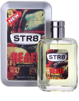 STR8 Rebel toaletná voda pre mužov 100 ml