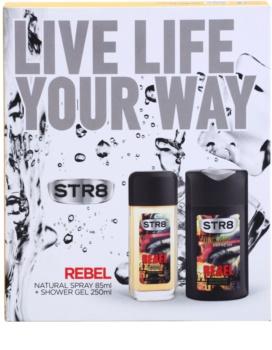 STR8 Rebel Geschenkset VI.