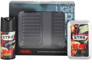 STR8 Rebel zestaw upominkowy II.
