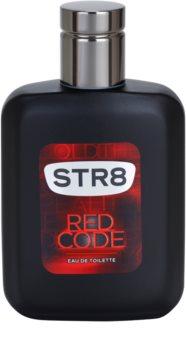 STR8 Red Code Eau de Toilette for Men 100 ml
