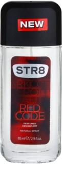 STR8 Red Code dezodorant v razpršilu za moške 85 ml