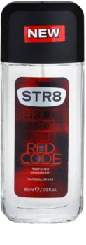 STR8 Red Code Perfume Deodorant for Men 85 ml