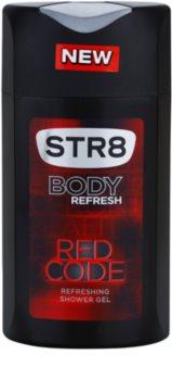 STR8 Red Code Shower Gel for Men 250 ml