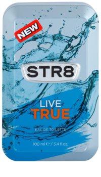 STR8 Live True woda toaletowa dla mężczyzn 100 ml