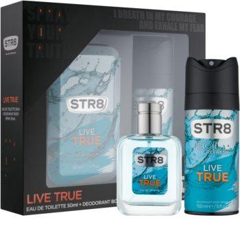 STR8 Live True set cadou I.