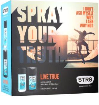 STR8 Live True dárková sada IV.