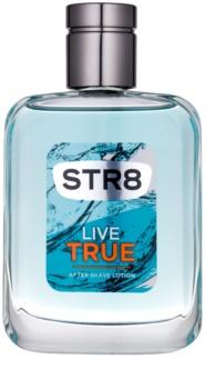STR8 Live True after shave pentru barbati 100 ml