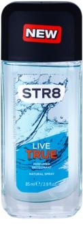 STR8 Live True dezodorant z atomizerem dla mężczyzn 85 ml