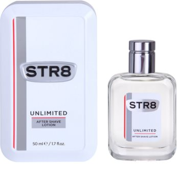 STR8 Unlimited афтършейв за мъже 50 мл.