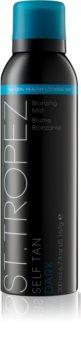 St.Tropez Self Tan Dark brume auto-bronzante à séchage rapide pour un bronzage intense