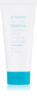 St.Tropez Self Tan Sensitive Bronzing Lotion voor Gevoelige Huid