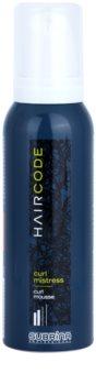 Subrina Professional Hair Code Curl Mistress pěnové tužidlo pro vlnité vlasy