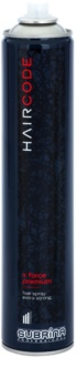 Subrina Professional Hair Code X Force Premium Hairspray Extra Strong Hold