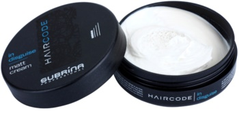 Subrina Professional Hair Code In Disguise матуючий крем для фіксації