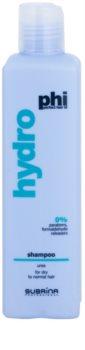 Subrina Professional PHI Hydro shampoing hydratant pour cheveux secs et normaux