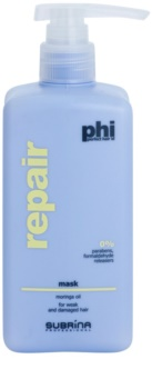 Subrina Professional PHI Repair máscara renovadora para cabelo danificado