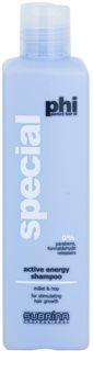 Subrina Professional PHI Special champô energizante anti-queda capilar