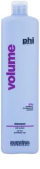 Subrina Professional PHI Volume shampoo volumizzante con proteine del latte