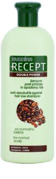 Subrina Professional Recept Double Power champô anticaspa e antiqueda de cabelo