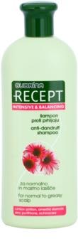 Subrina Professional Recept Intensive & Balancing shampoing antipelliculaire pour cheveux normaux à gras